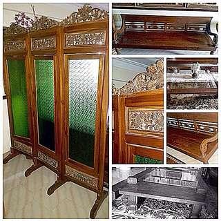 Solid Teak Wood Furnitures