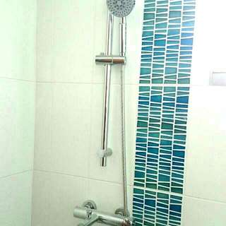 New BTO Shower Set With Hot-cold Mixer