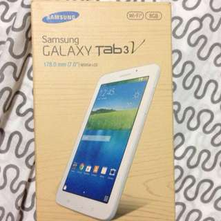 (RESERVED) Samsung Tab 3V Wifi Only