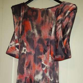 Beautiful Arthur Galan Dress Size 8