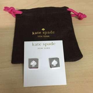 Kate Spade Silver Earring