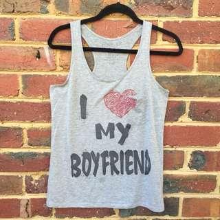 I ❤️ My Boyfriend Tee
