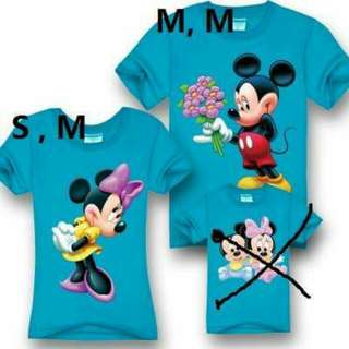 Mickey Couple Shirt