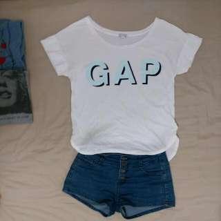 保留》GAP T-shirt短袖