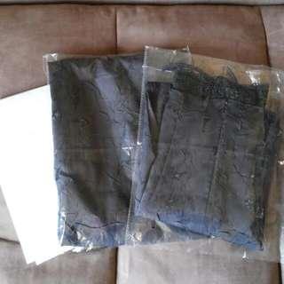 🚚 出清*【HONCHI】兩件式長洋裝+全新防塵套