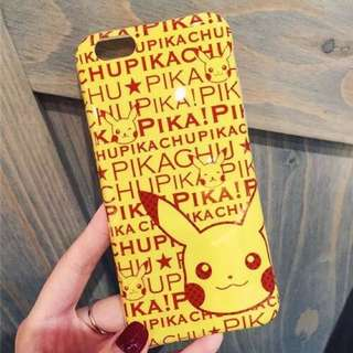 Pokemon Pikachu Phone Case For iPhone 6 And iPhone 6 Plus