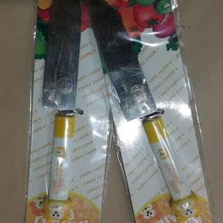可愛造型 水果刀