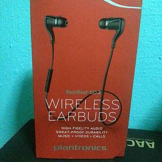 Backbeats GO2 by Plantronics