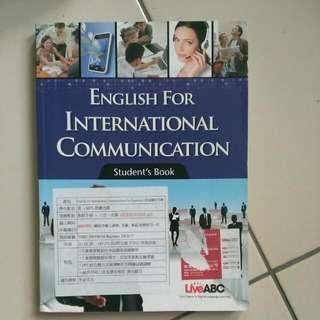 English for international Communication
