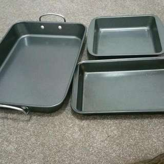 Roasting And Baking Trays