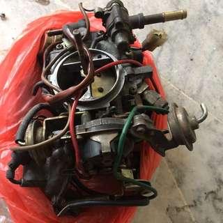 Mazda 323 Astina Carburetor