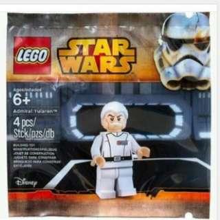 QQBricks LEGO 5002947 Admiral Yularen Polybag