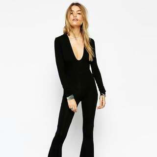 Looking For: ASOS Unitard With Flare Legs