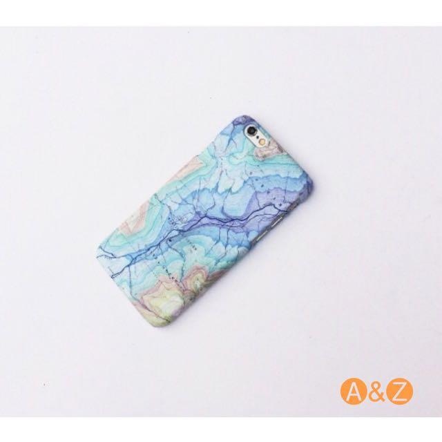 地圖分布手機殼