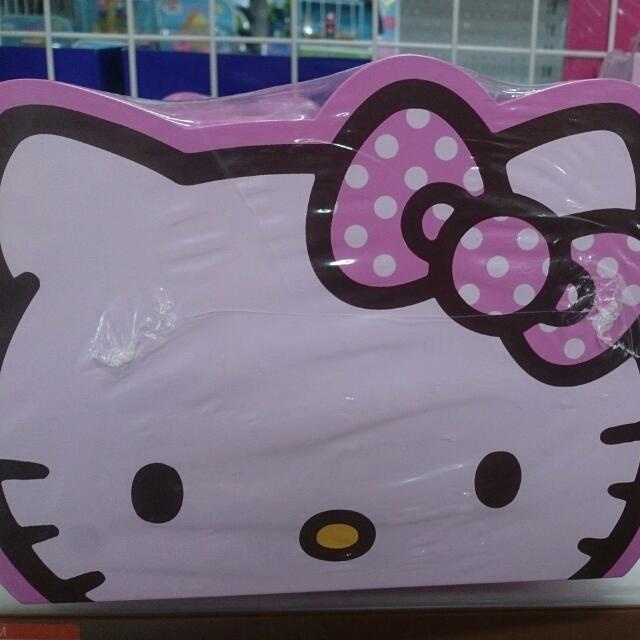 凱蒂貓收納箱