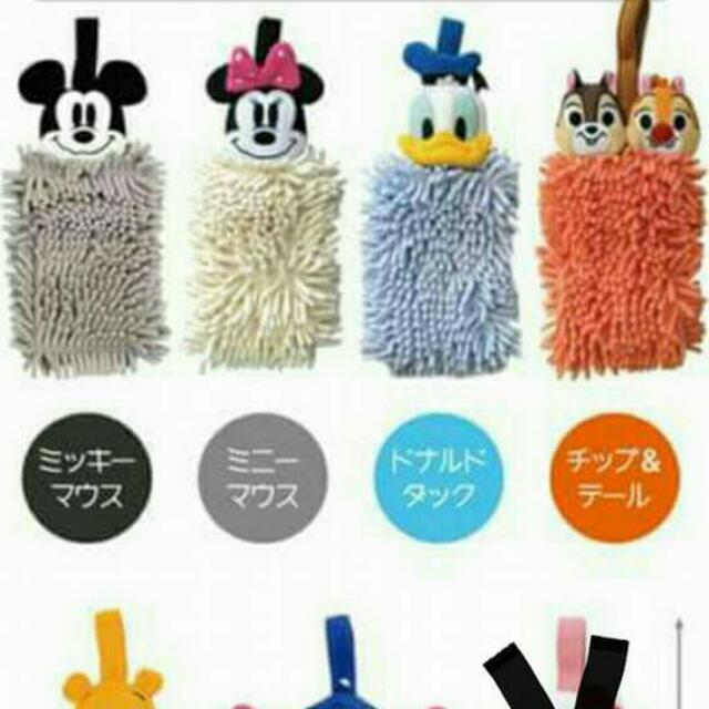 日本迪士尼擦手巾