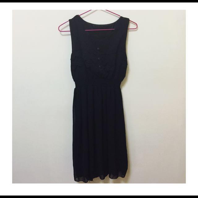 全新 黑洋裝💕