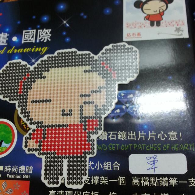 中國娃娃隨意貼 小張