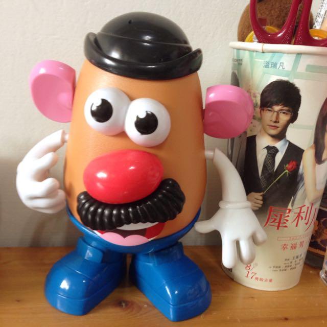 蛋頭先生 Mr. Potato Head