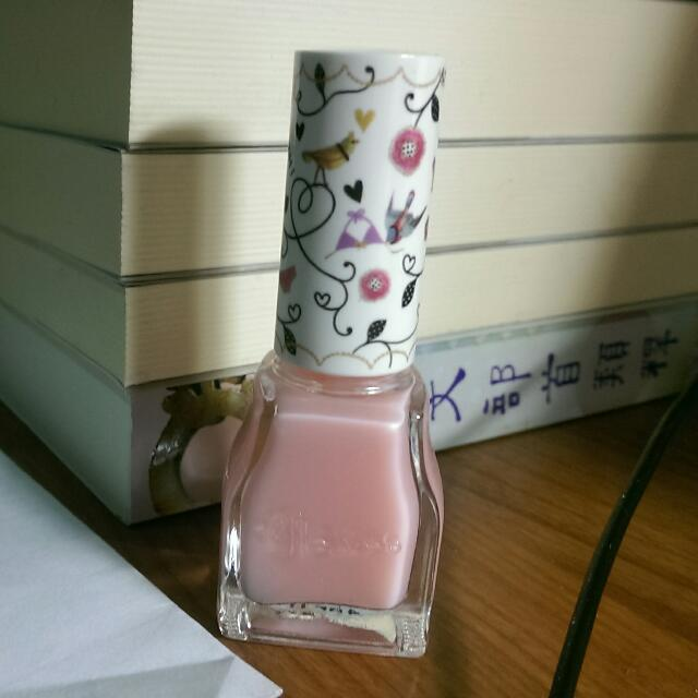 艾杜紗-水晶亮彩指甲油 PK2粉色(限量版)