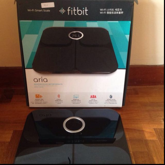 Aria Scale By Fitbit