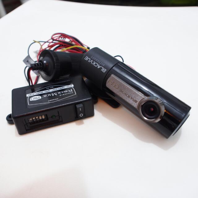 Blackvue DR380-HD + PowerMagic Pro