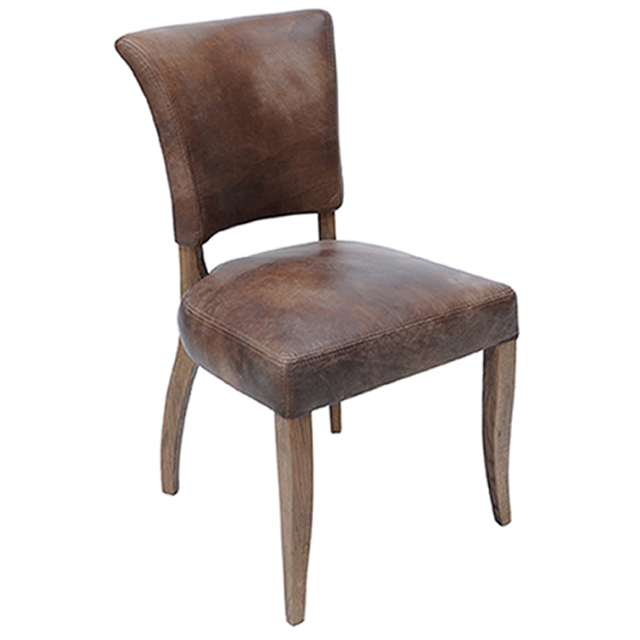 Outstanding Clearance Sale Halo Mimi Leather Dining Chair 369 Only Pabps2019 Chair Design Images Pabps2019Com