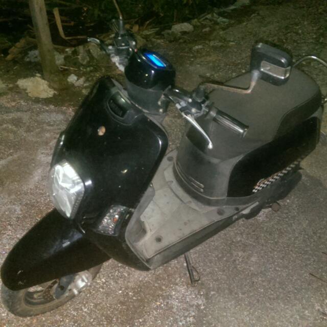 (待交易)Cuxi 100cc(黑) 2009年 10月