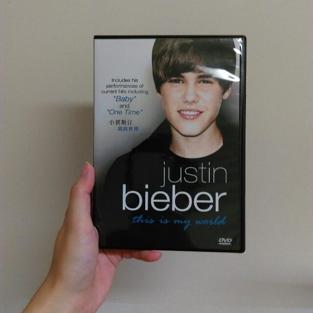 Justin Bieber 我的世界