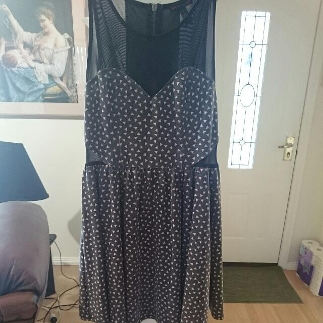 Material Girl Size 12 Dress