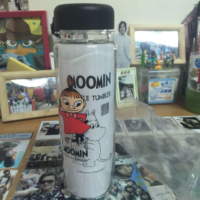 全新MOOMIN嚕嚕咪保溫瓶/550ml