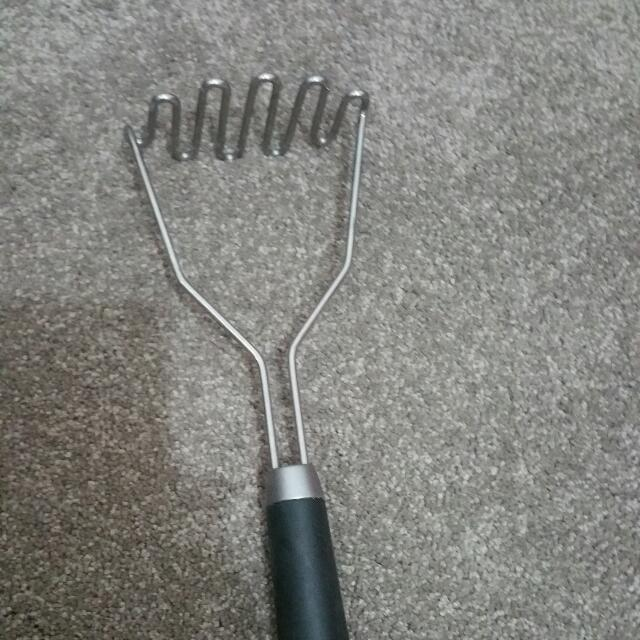 Never Been Used Metal Potatoes masher