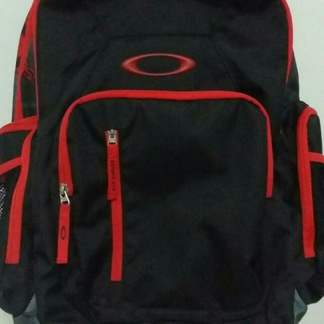 Oakley Backpack With Laptop Case
