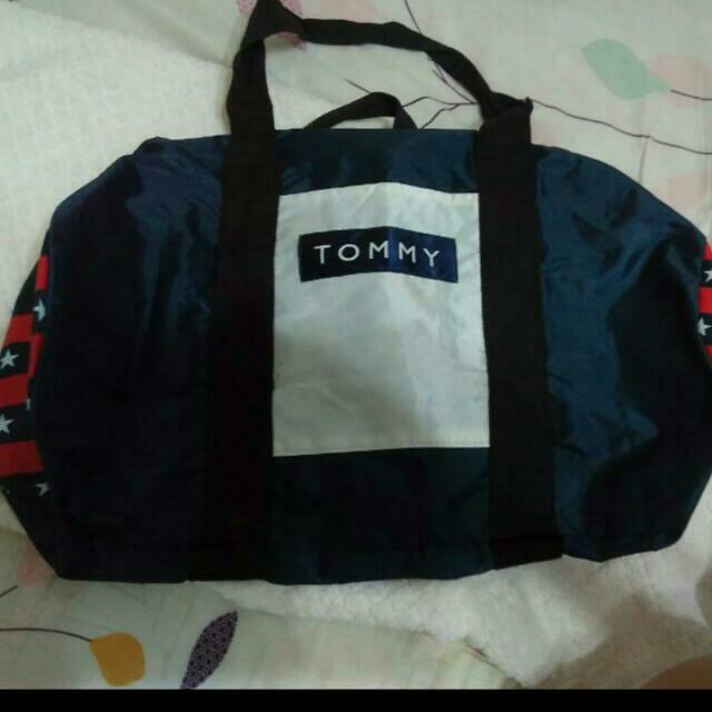 TOMMY圓筒袋(全新)