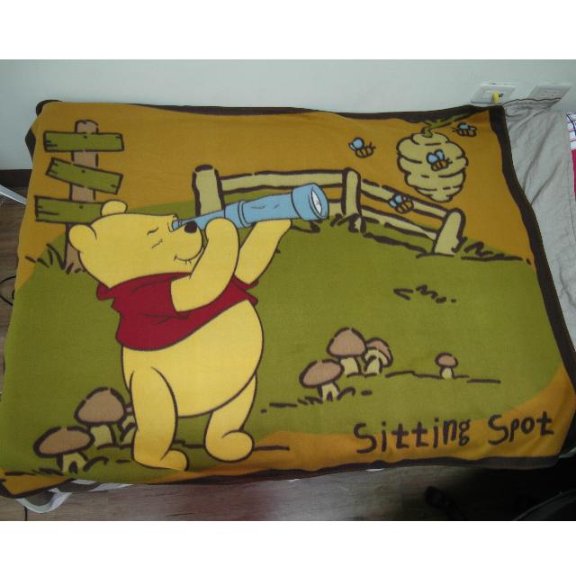 Winnie the Pooh小熊維尼 毯子