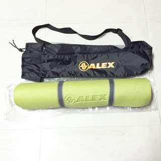 (已預定) ALEX 蘋果綠 瑜珈墊