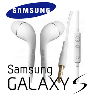 [Brand New]Samsung Galaxy S Stereo Earpiece/Headset/Earphone