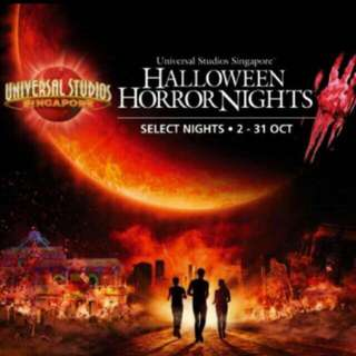 uss halloween tickets