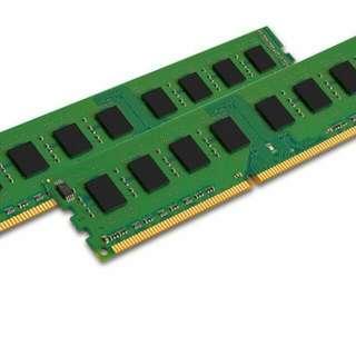 DDR3 Ram Stick Computer Desktop 4GB 4 gb
