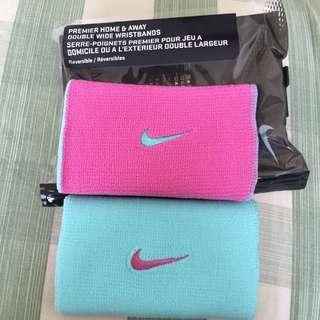 Nike Wide Wristbands