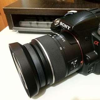 Sony A33 + 18-55mm Kit鏡