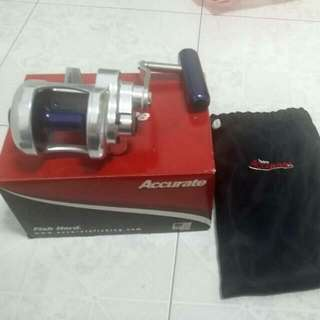 Accurate Fishing Reel Boss Xtreme 500