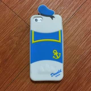 iPhone 5/5s 迪士尼唐老鴨手機殼