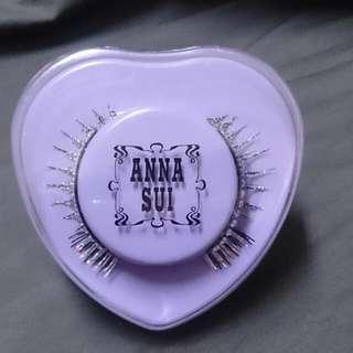 Anna Sui 閃亮假睫毛