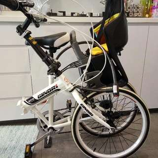 Ginori Foldable Bike