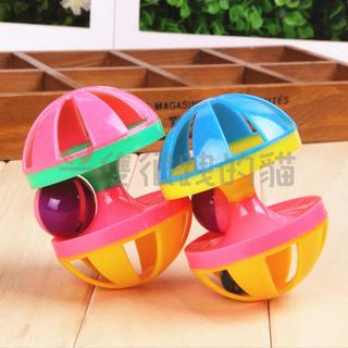 【加購產品】雙球響聲球/益智寵物玩具/貓玩具/狗玩具/發聲玩具。