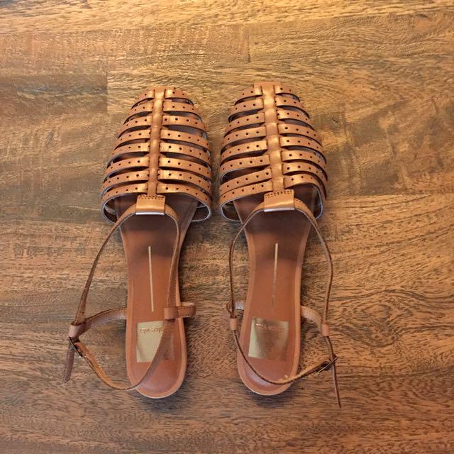 氣質羅馬涼鞋7號半