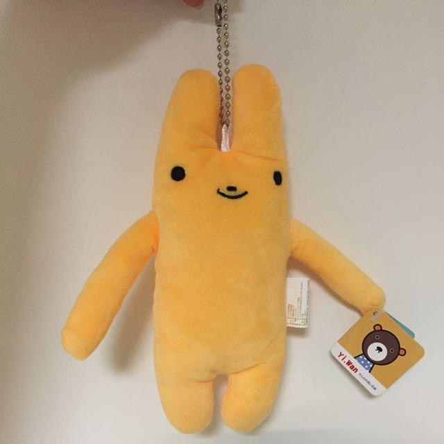 黃色小娃娃