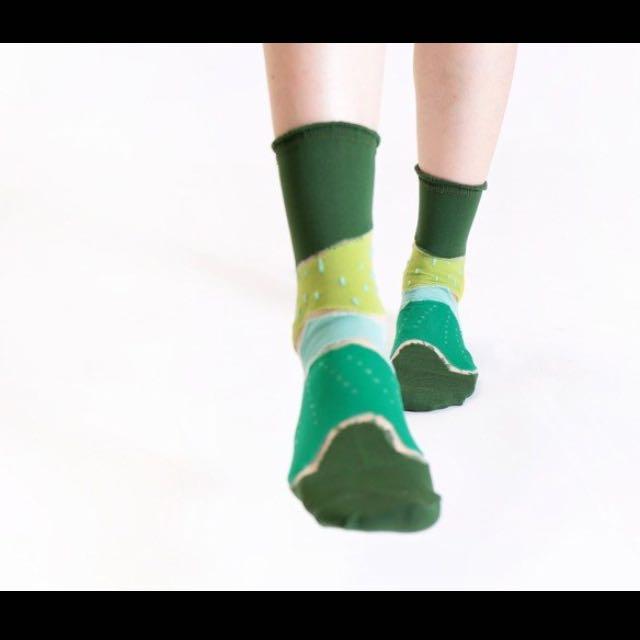 森林公園長襪 短襪 襪子