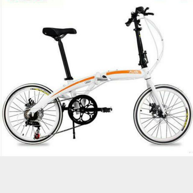 AUDI foldable bicycle
